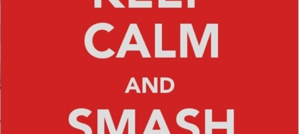 feminism: keep calm, smash patriarchy