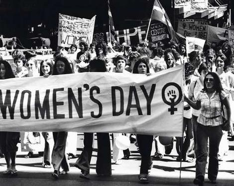 INTERNATIONAL WOMEN'S DAY – MUCH DONE, AND SO MUCH LEFT TO DO