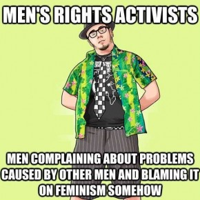 Why The Men's Rights Movement Is Garbage