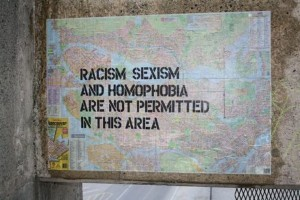 sociology - racism, sexism, homophobia not permitted
