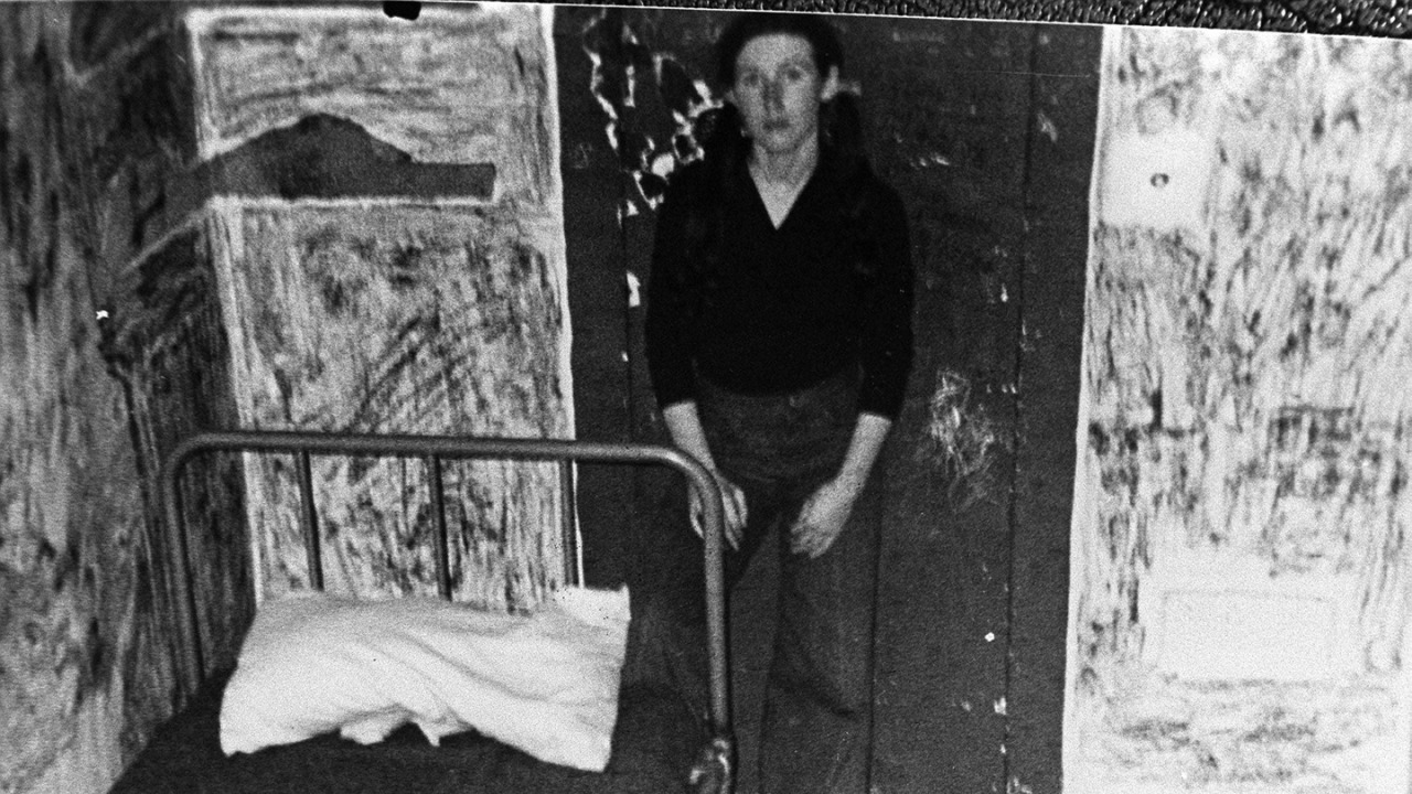 """#anonymouswasawoman: #HERstory: Mairéad Farrell, on """"dirty protest"""" at Armagh jail in 1980"""