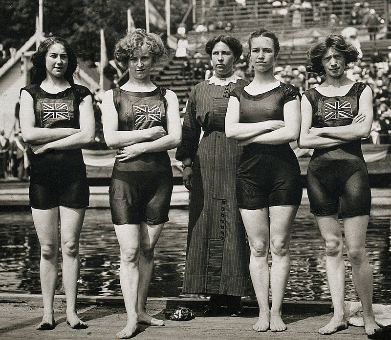 #anonymouswasawoman: #HERstory: Power Games: A Political History of the Olympics