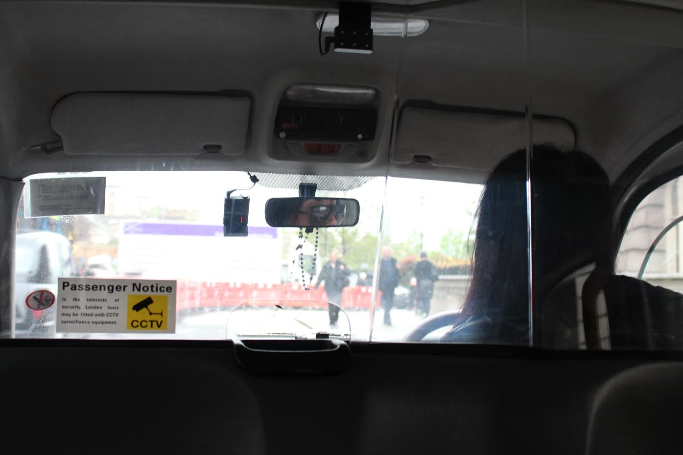 #guestpost: the 2.2%: meet the women who drive London's cabs