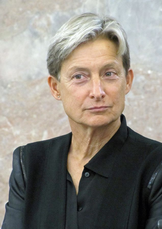 #research: Judith Butler (b. 1956) is a philosopher and theorist