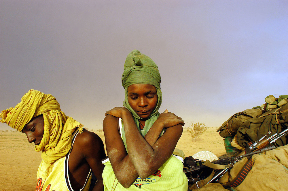 #womenslives: Frontline Photojournalist Lynsey Addario About Fear and Female Resilience