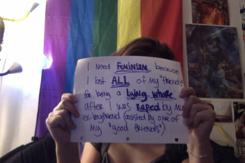 #vivelafeminism: I need feminism because…