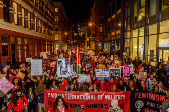 #todayin: fighting back: from pink collars to pink hats: working-class feminism and the resistance