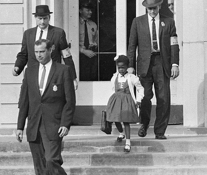 #womenslives: Ruby Bridges