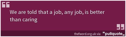 #womenslives: Do we value women's work?
