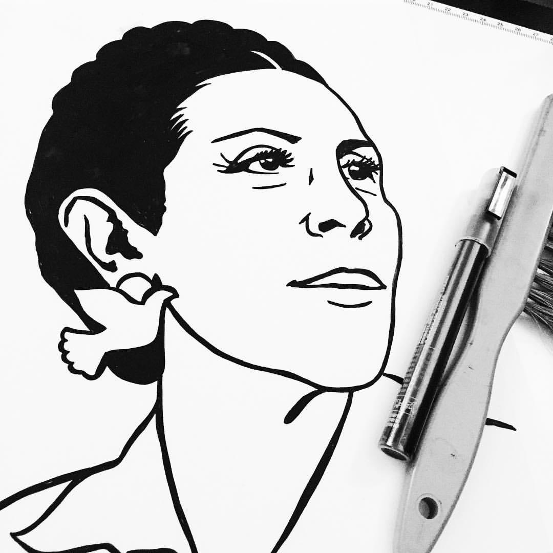 #anonymouswasawoman: #HERstory: Celia Sánchez