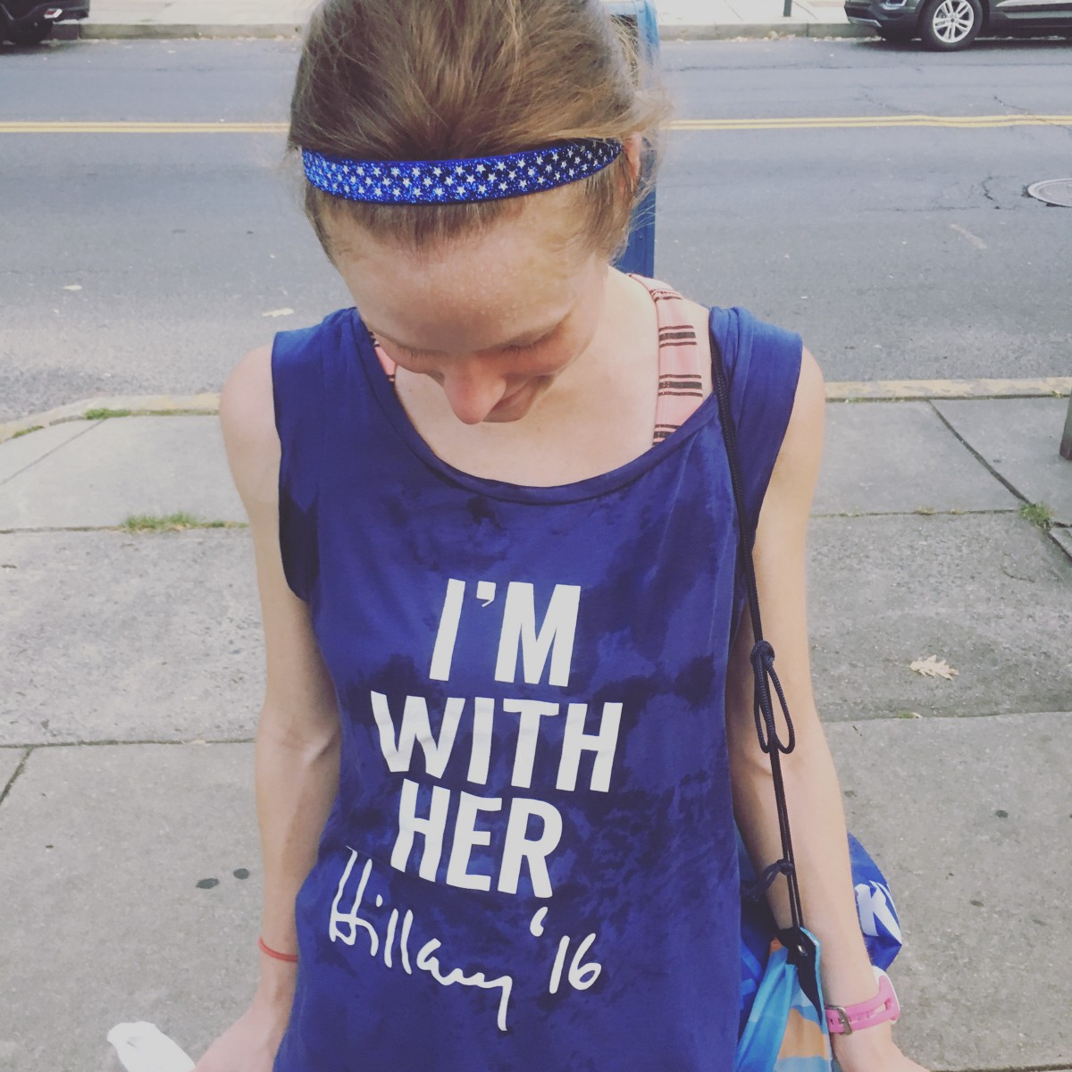 #womenslives: I'm with her (still)