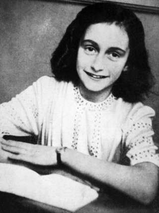 #anonymouswasawoman: #HERstory: Anne Frank may have been discovered by chance, new study says