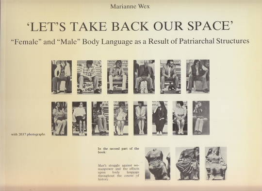 """#research: Possibly the most exhaustive study of """"manspreading"""" ever conducted – @socimages"""