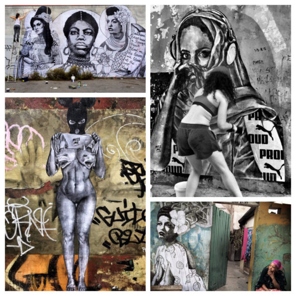 #picturethis: Overcoming anger through street art: