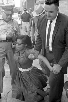 #anonymouswasawoman: #HERstory: Protests to end segregation continued well after the Supreme Court ruled it unconstitutional