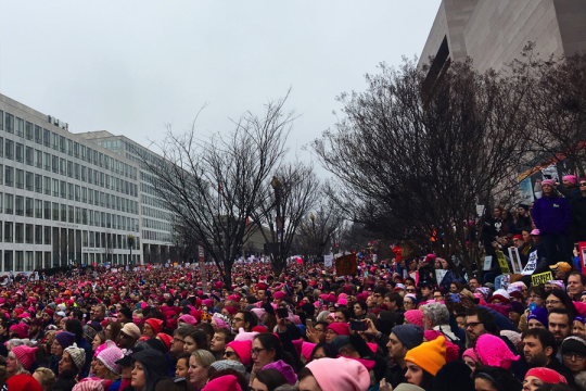 #vivelafeminism: Follow women of color: lessons from the #WomensMarch on Washington – @bitchmedia