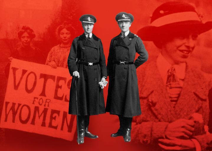 #anonymouswasawoman: British women, the vote, and the fascistmovement